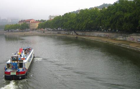Un Vingt Neuvieme Pont Pour Lyon L Influx