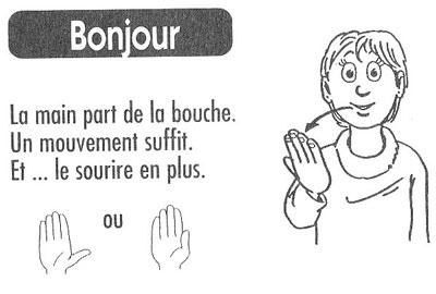 Fabuleux La langue des signes sort du silence - L'influx IN77