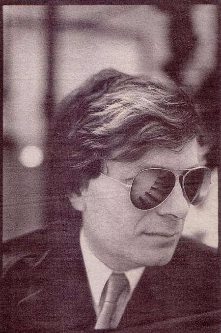 Tony Wilson en 1986