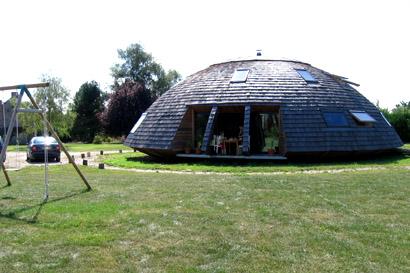 La maison bois l 39 habitat du futur l 39 influx - La maison du futur bruxelles ...