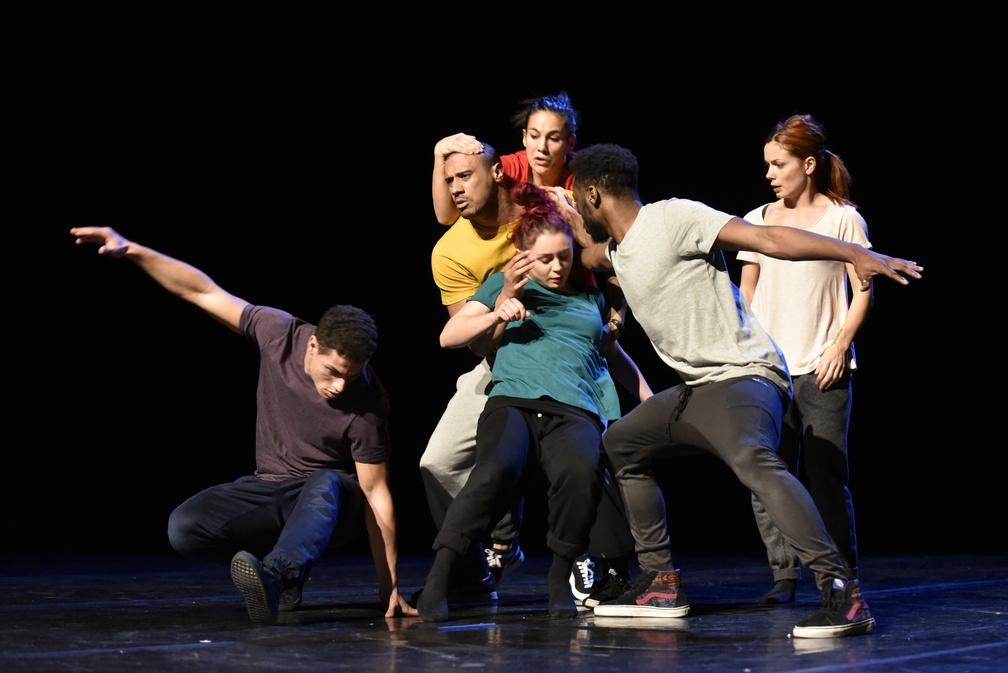 danseurs du défi rencontre avec le hip-hop-claudine moïse