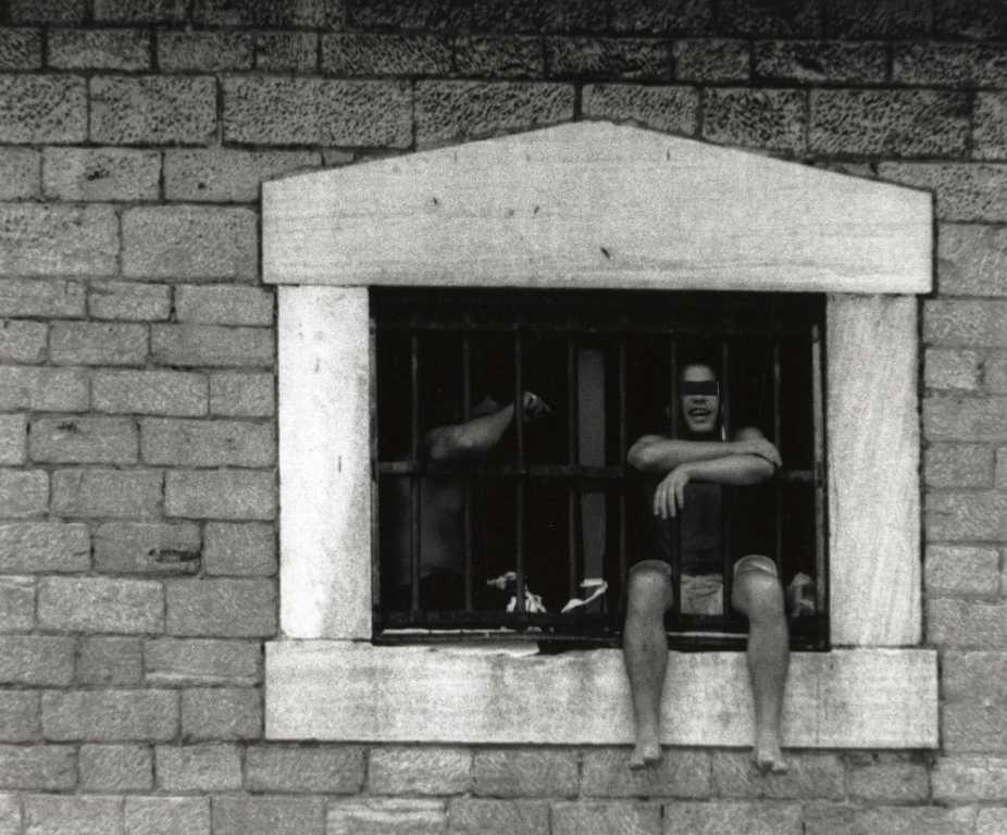 Une chaleur étouffante en été © Fonds Lyon Figaro (BmL) - Marcos