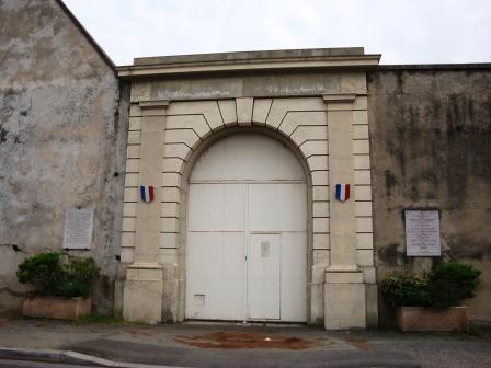 L'ancienne entrée de Montluc