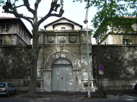 L'entrée de Saint-Paul