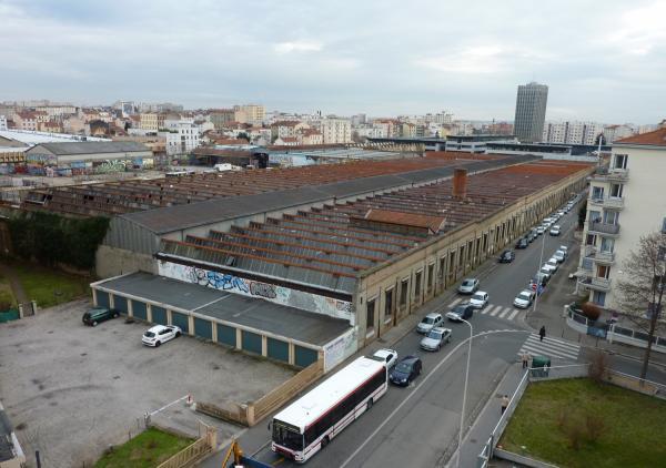 travail usine lyon