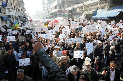 Casablanca 20 mars 2011