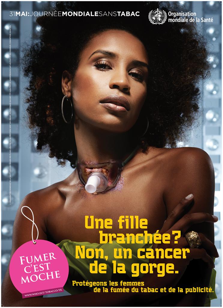 campagne Organisation mondiale de la santé 2010