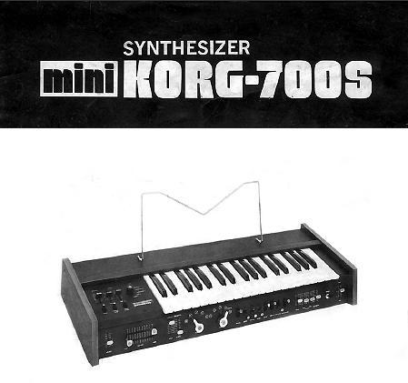 Korg-700S