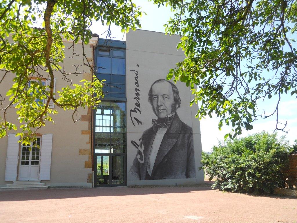 Claude bernard un illustre chercheur natif du beaujolais for Jardin couvert lyon
