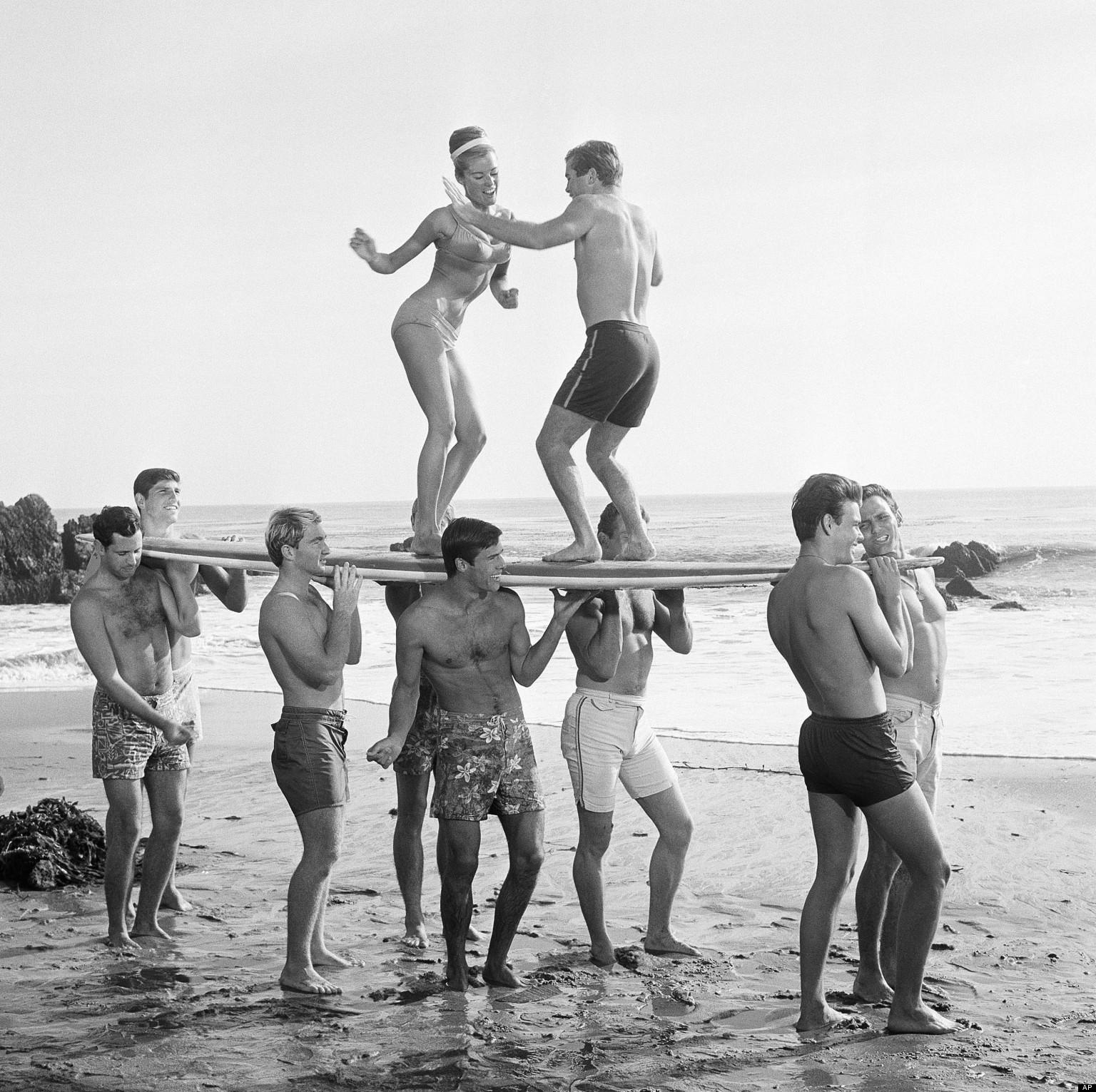 La surf music en 3 vagues L'influx