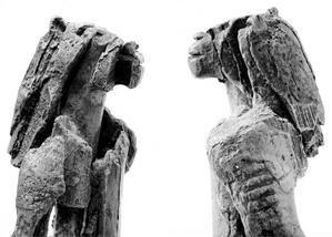 statuette découverte dans le Jura souabe