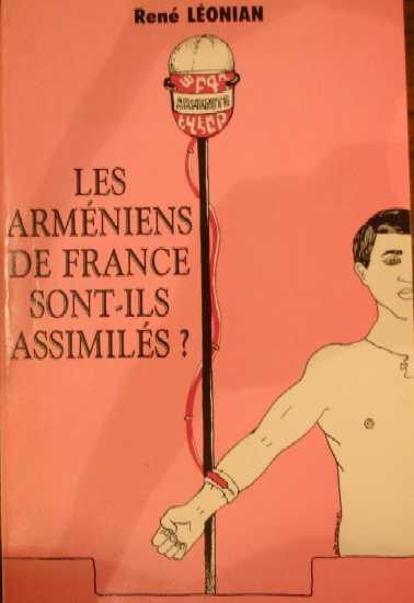 Les Arméniens de France sont-ils Assimilés ?