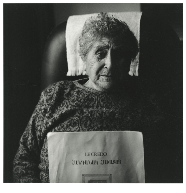 Raxi Krikorian. Pont-de-Chéruy, 1993