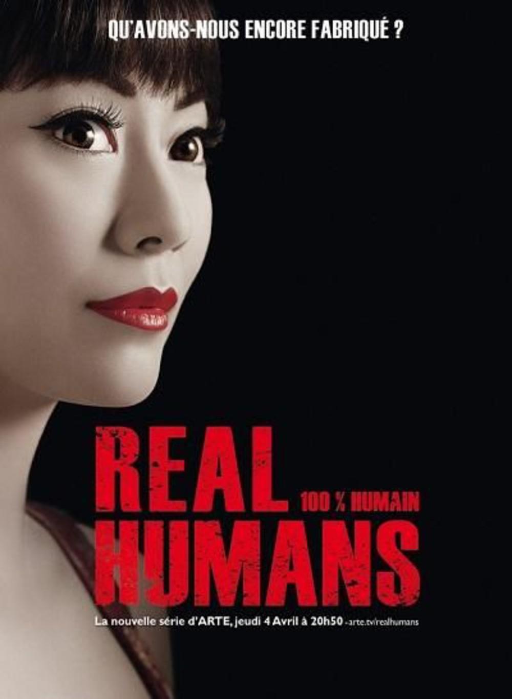 real humans l influx