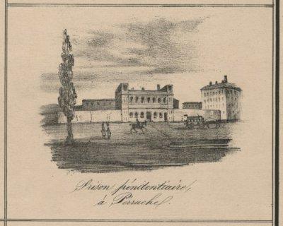 La prison Saint-Joseph (Collection BM Lyon)