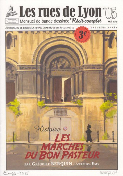 Couverture_Histoire Les marches du Bon Pasteur
