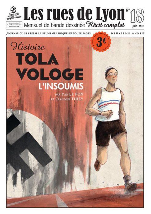 Couverture_Histoire de Tola Vologe, l'insoumis - Numéro 18