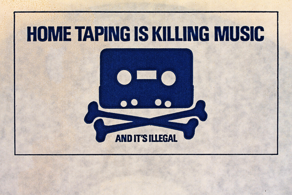 Home taping is killing music - 452 ko