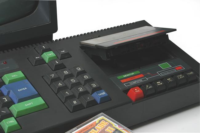 Amstrad CPC 464 - 366.1 ko