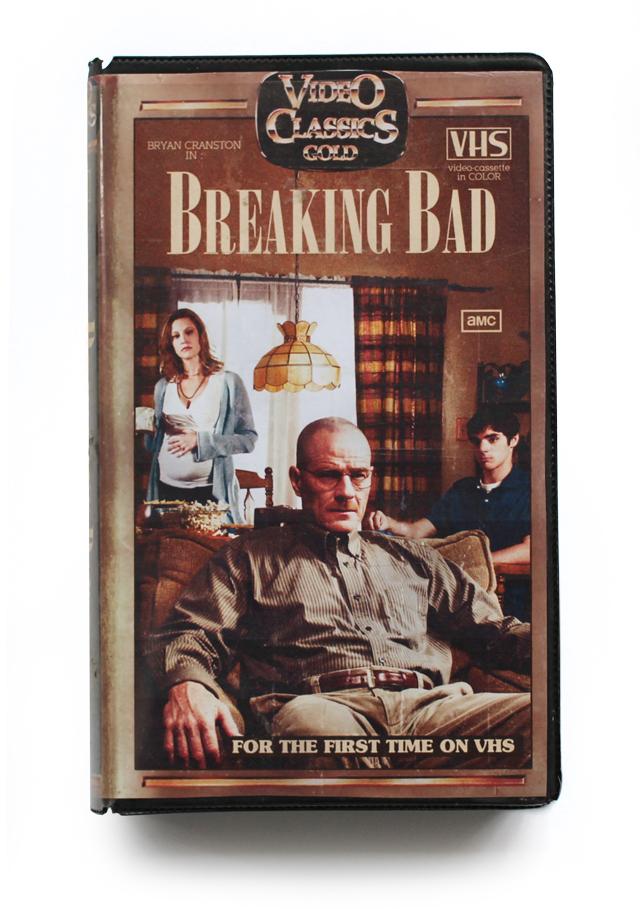 VHS Breaking Bad - 356.2 ko