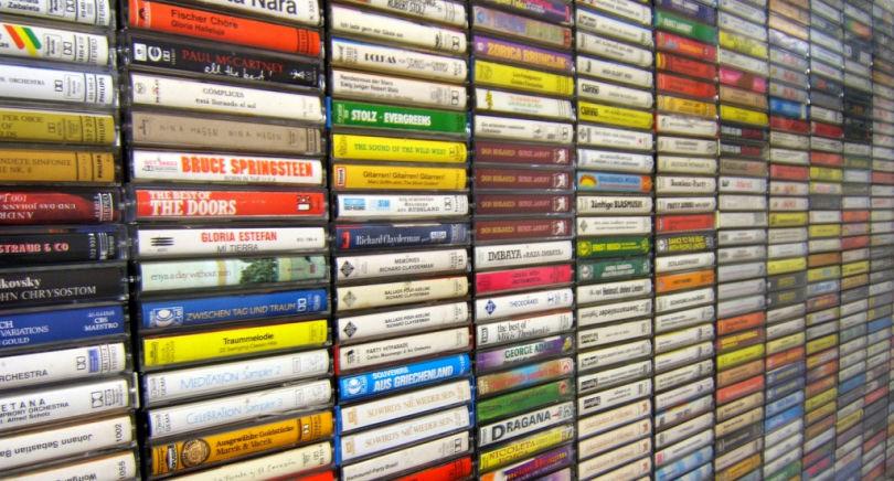 Des cassettes originales... - 116.3 ko