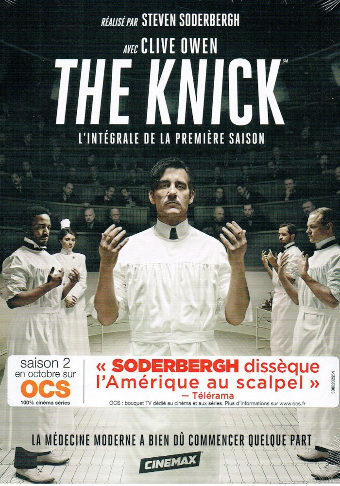 jacquette The Knick