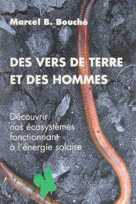 """Jaquette du livre """"des vers de terre et des hommes"""""""