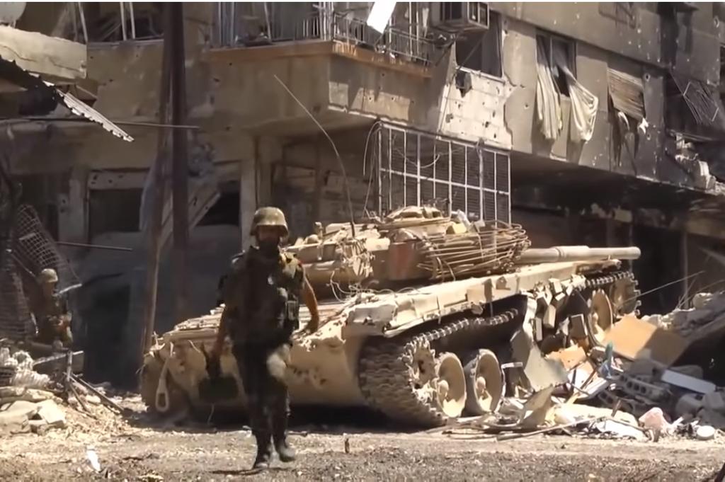 jacquette La Syrie plus que jamais victime de la...