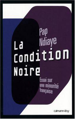 La condition noire-Pap N'diaye