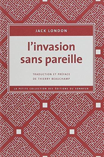 jacquette L'invasion sans pareille