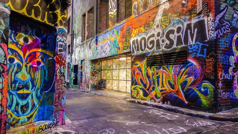Street art l 39 art dans la ville l 39 influx for Immagini di murales e graffiti