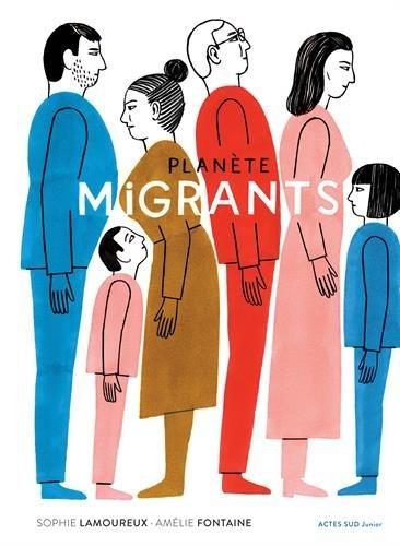 jacquette Planète migrants