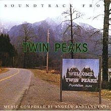 B.O. de la série Twin Peaks (1990)