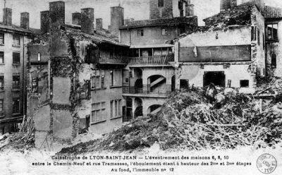 Catastrophe de Fourvière