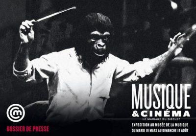 Musique & Cinéma, exposition Cité de la musique (2013)