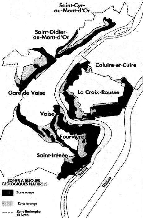 Cartes des risques géologiques