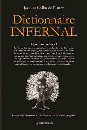 jacquette Dictionnaire infernal