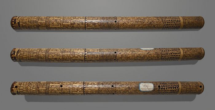 Flûtes en bambou