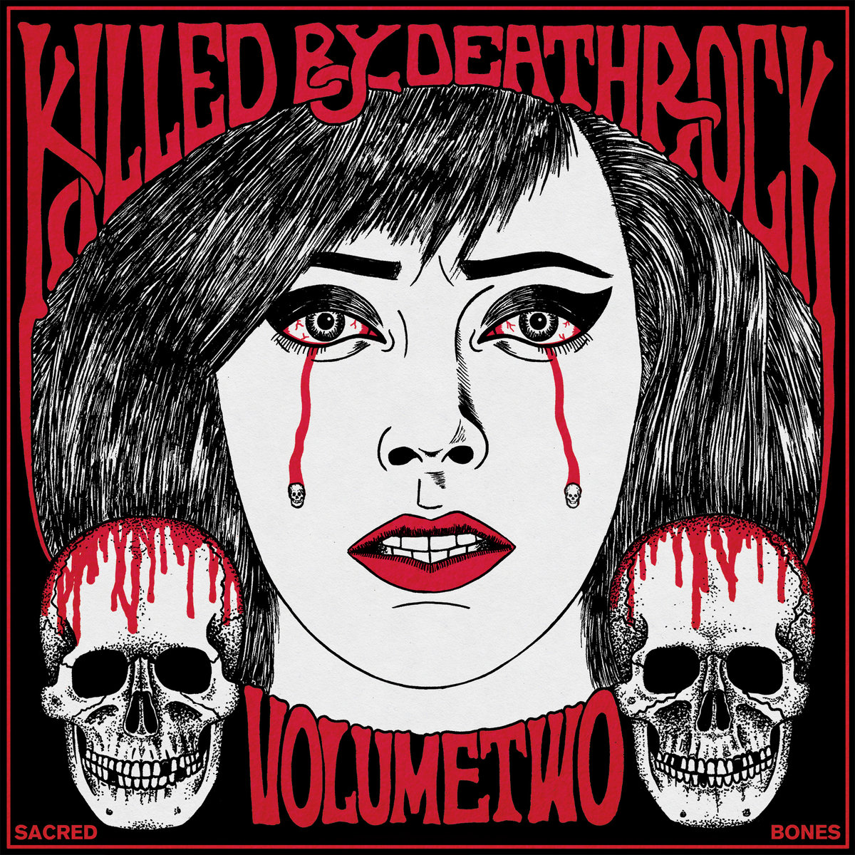 jacquette Killed by Deathrock volume II
