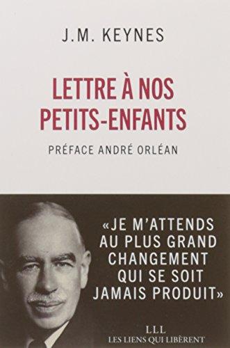 jacquette Lettre à nos petits-enfants