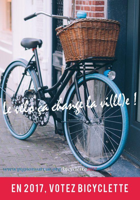 Le vélo ça change la ville