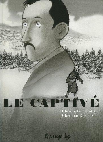 jacquette Le captivé