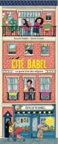 jacquette Cité Babel : le grand livre des religions