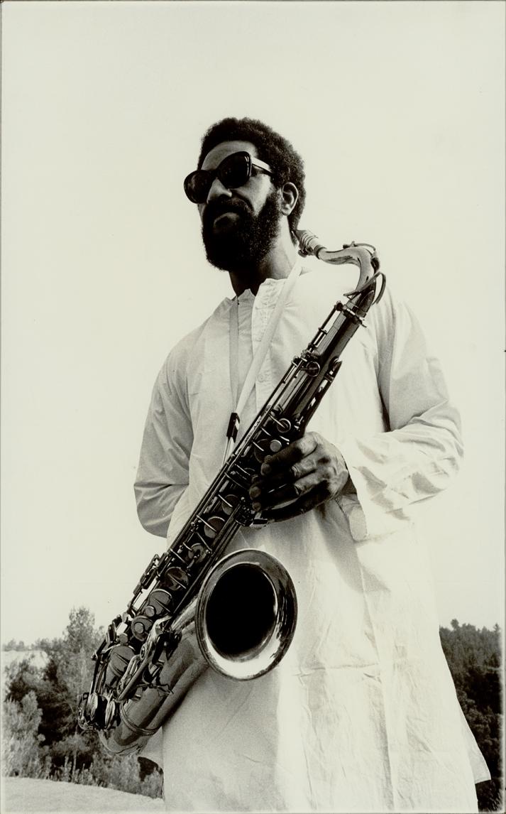 jacquette Sonny Rollins / Saxophone, 1973