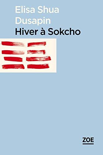 jacquette Hiver à Sokcho