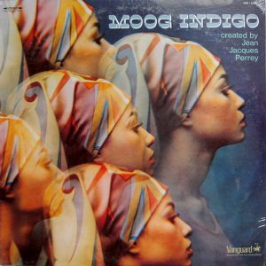 Pochette de l'album Moog Indigo