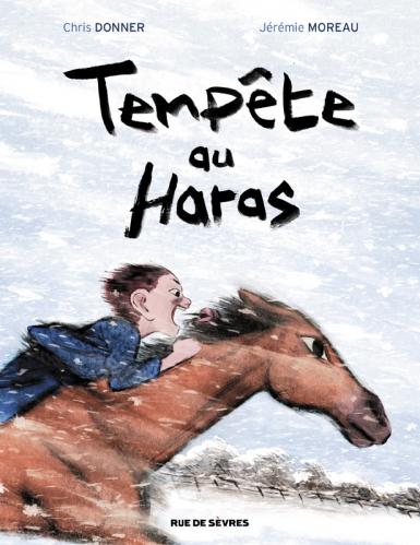 jacquette Tempête au haras