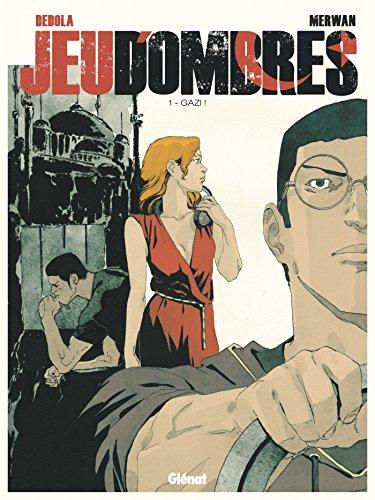 jacquette Jeu d'ombres (série en 2 tomes)