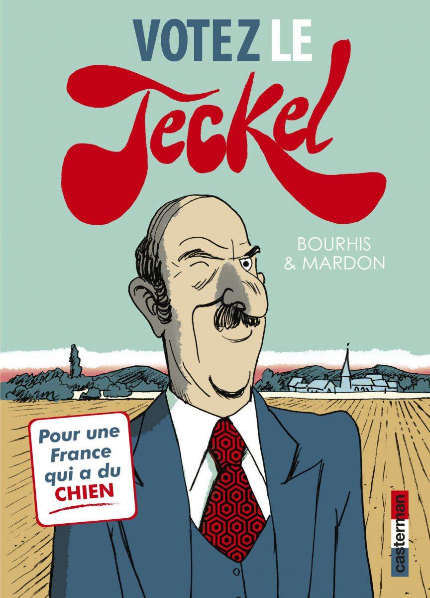 jacquette Votez le Teckel
