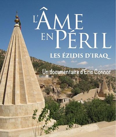 Temple yézidi à Lalish au Kurdistan irakien